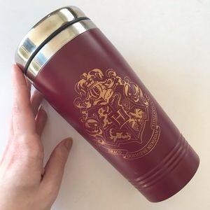 Harry Potter Hogwarts Crest 15 Oz Travel Mug